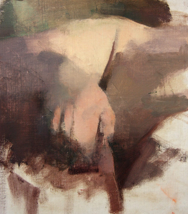 Clare-Haward---figure-study-in-oil