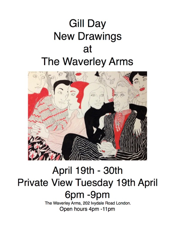 The waverley poster